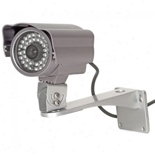 Q-see Qsc48030 High-resolution Weatherproof Camera