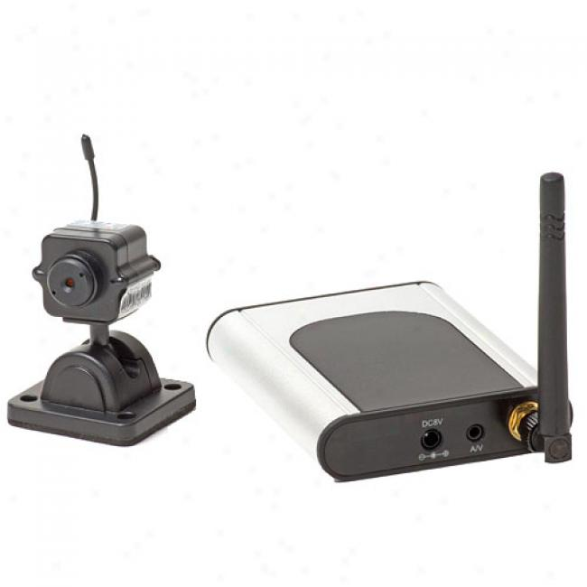 Q-see Qswlmcr 2.4 Ghz Wireless Camera System