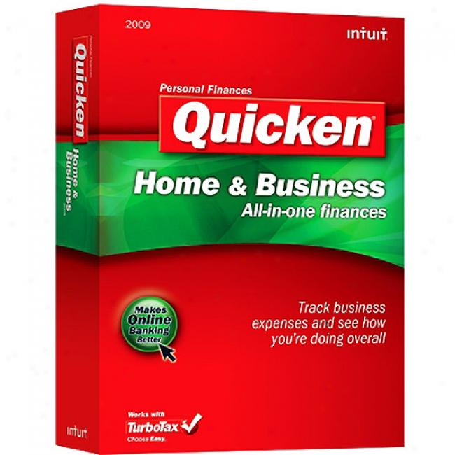 Quicken 2009 Home & Business Pc