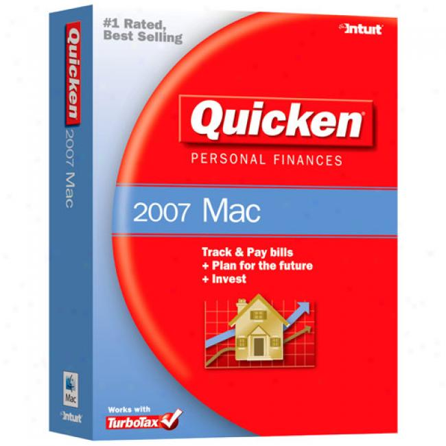 Quicken Mac 2007