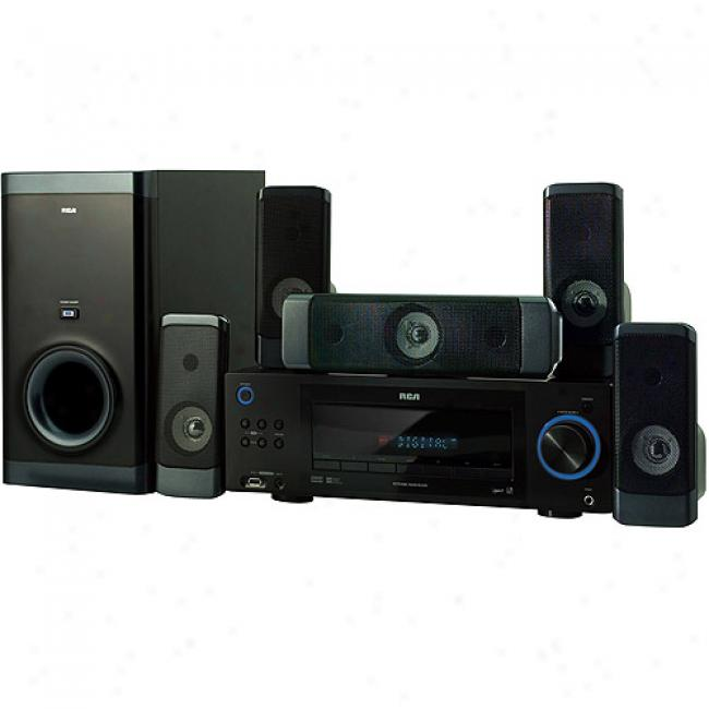 Rca 1000w 5.1 Home Theater System