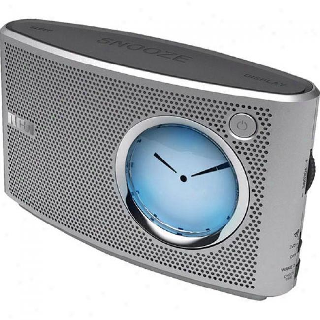 Rca Am/fm Clock Radio