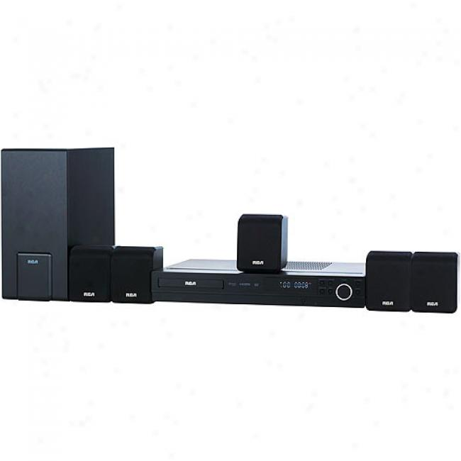 Rca Rtd316w 200w Dvd Home Theater System W/ Hdmi Output
