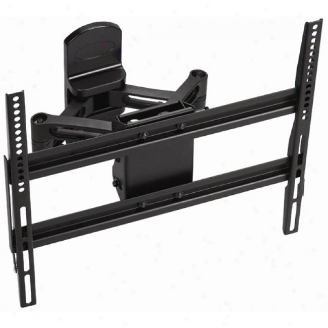Ready-set-mount Fulll Motion Wapl Mount For Flat Panel Tvs 23