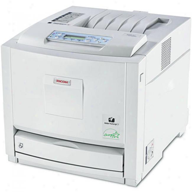 Ricoh Aficio Cl3500n Color Laser Printer