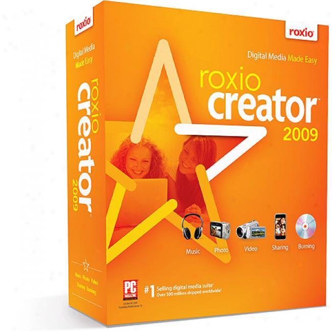 Roxio Creator 2009 (pc)