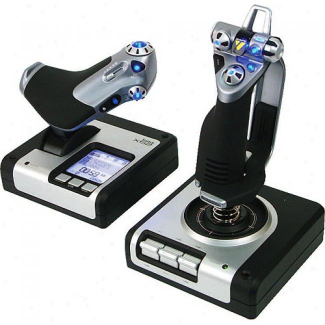Saitek X52 Flight System For Pc