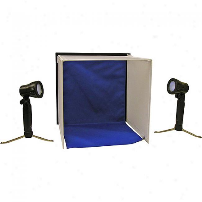 Sakar Portable Lighting Studio For Dummies