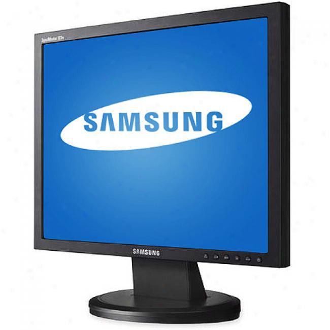 Samsung 17'' Syncmaster Lcd Monitor, 723n