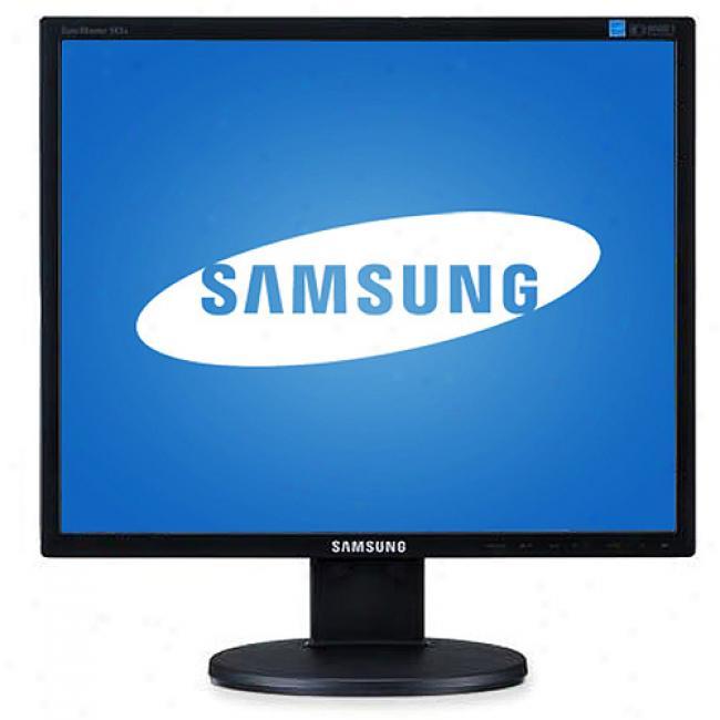 Samsung 19'' Lcd Monitor, 943n