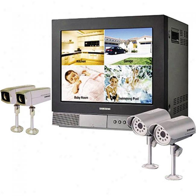 Samsung 8-channel Observation System With 15