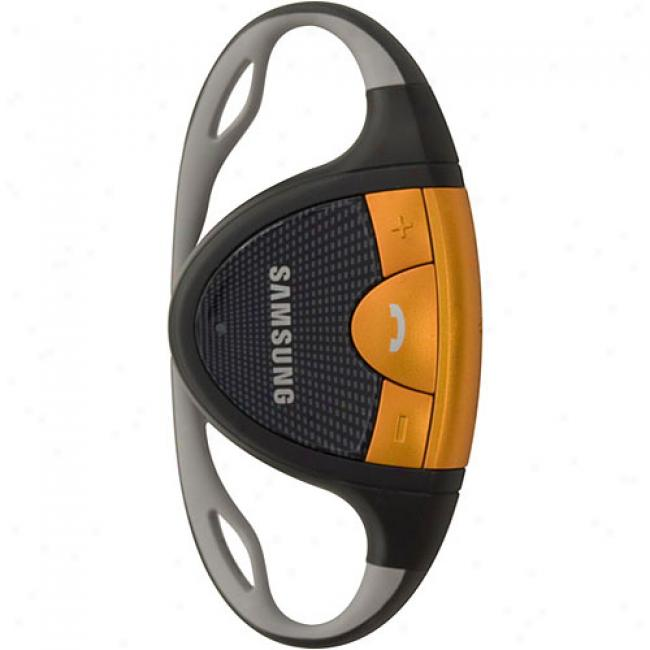 Samsung - Bluetooth Wep430 Sporty Headset