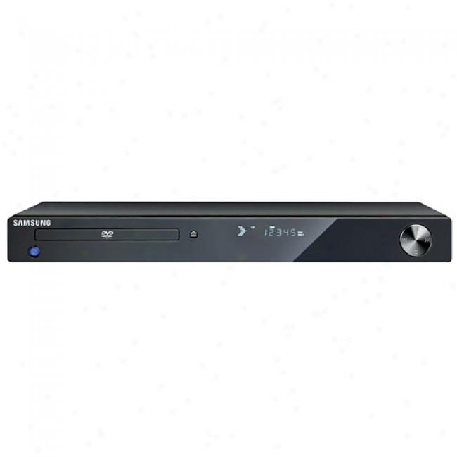 Samsung Dvd Player W/ Hdmi For 1080p Upconversion, Dvd-1080p8