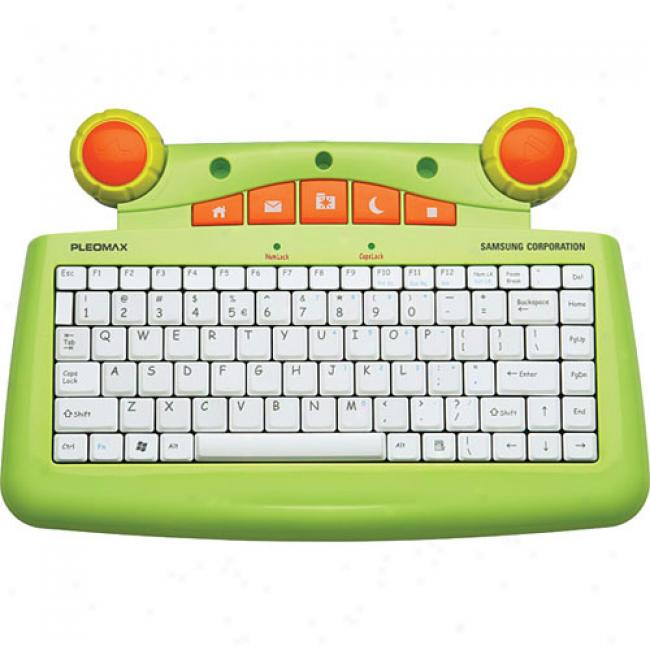 Samsung Pleomax Multimedia Keyboard For Kids