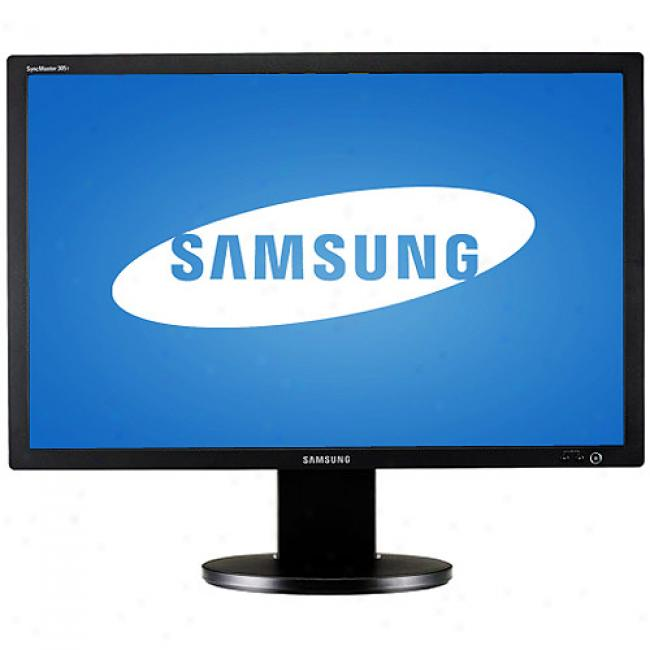 Samsung Syncmaster 30'' Lcd Monitor, 305t