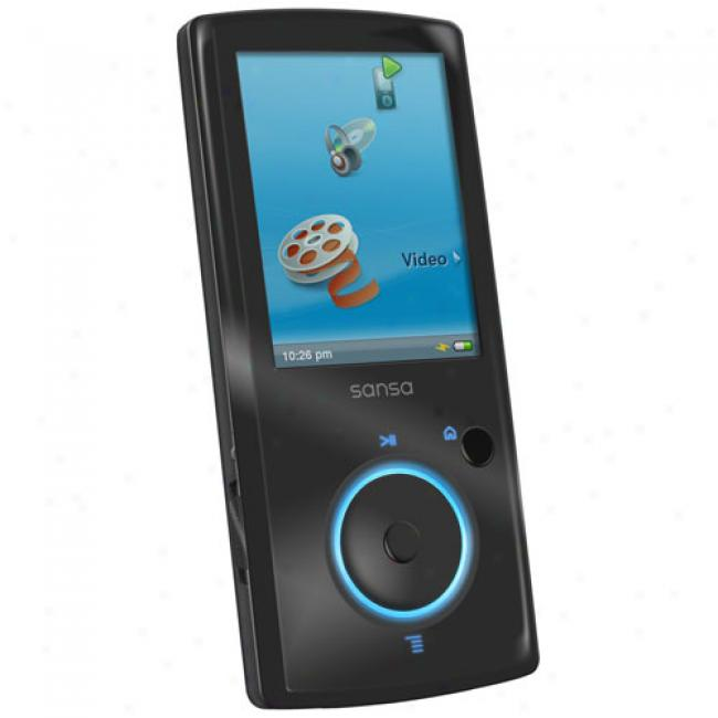 Sandisk Sansa View 8gb Mp3 Video Player