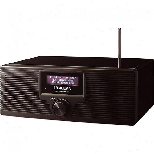 Sangean America Wifl Internet Radio