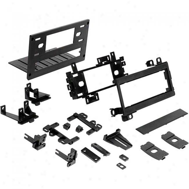 Scosche 1974-up Ford/chrysler/jeep Multi-purpose Kit, Including 1999-up Grand Cherokee