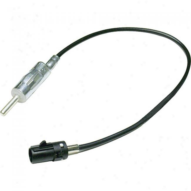 Scosche Antenna Adapter For German Cars
