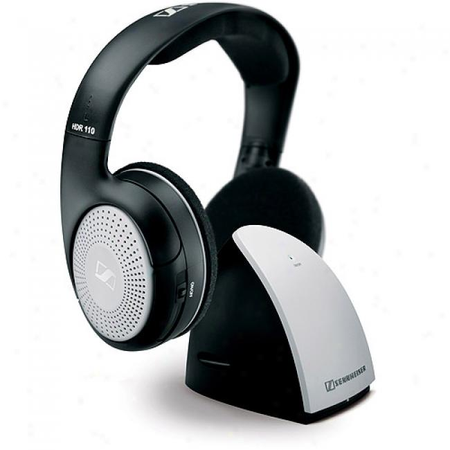 Sennheiser Wireless Rf Headphones Rs110