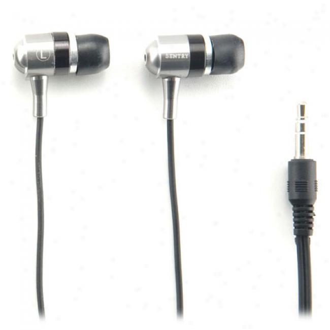 Sentry Bulletz Stereo Earbuds
