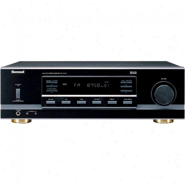 Sherwood 200-watt High Curreent Stereo Receiver