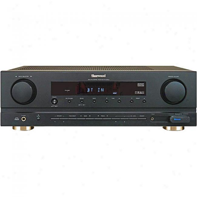 Sherwood 2.1-channel Stereo Receiver W/ 200 Watts