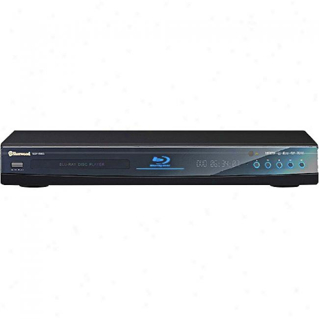 Sherwood Blu-ray Disc Plzyer With 1080p Output