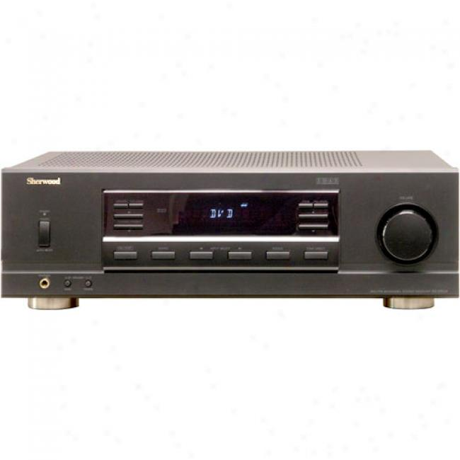 Sherwood Multi-source/dual-zone 400-watt Stereo Receiver