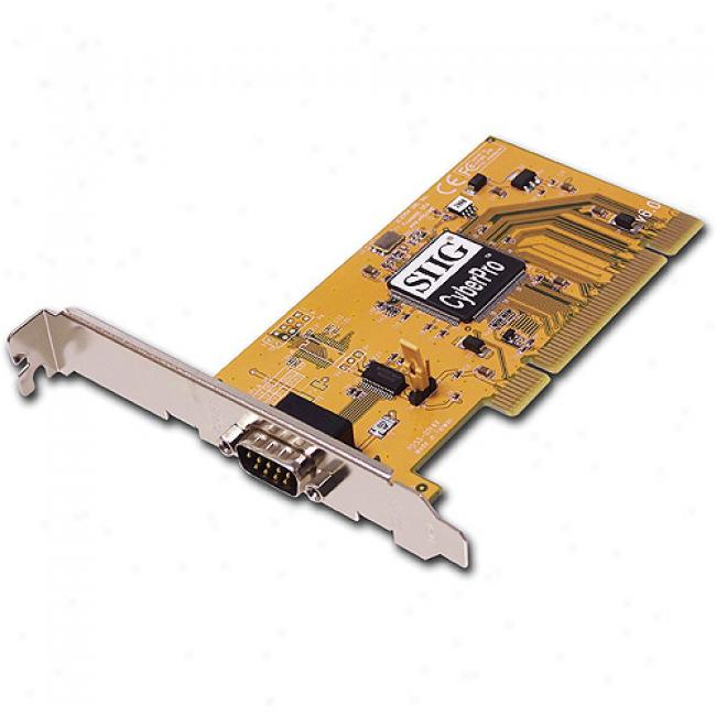 Siig Cyberserial Pci