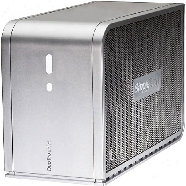 Simple Tech 1000q Duo Pro Drive External Combo Bus Hard Drive