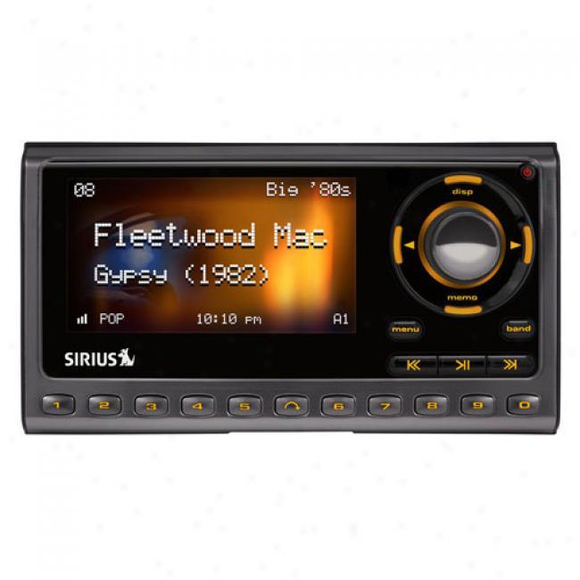 Sirius Sportster 5 Moon Radio Receiver