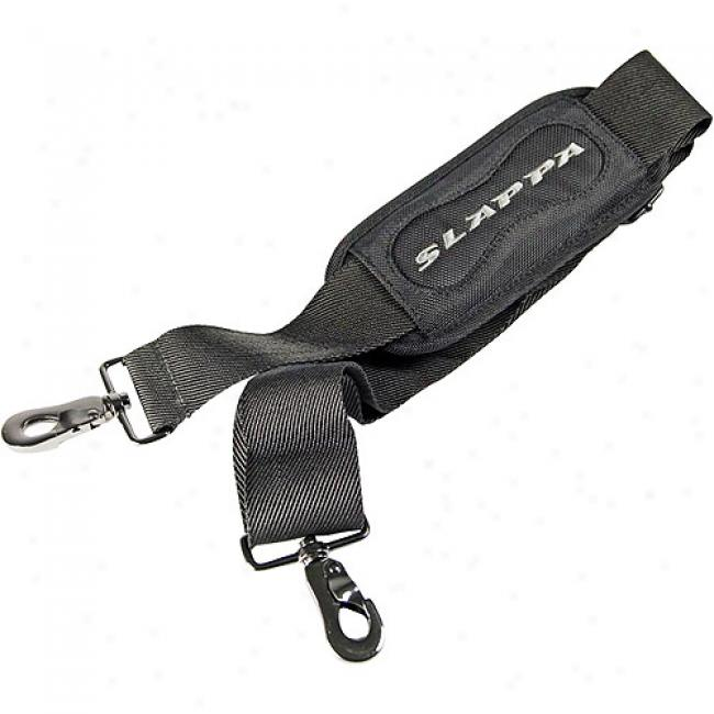 Slappa Shouldr Strap, Black