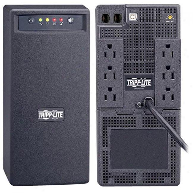 Smartpro Usb 750 Ups Sytsem- Black