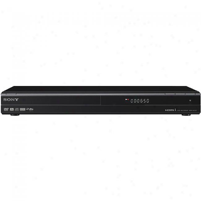 Sony 1080p Upconvert Dvd Recordder And Player