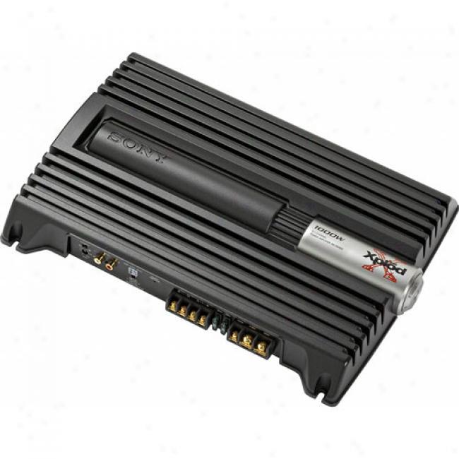 Sony 2/1-channel 800-watt Zr Series Amplifier, Xmzr1852