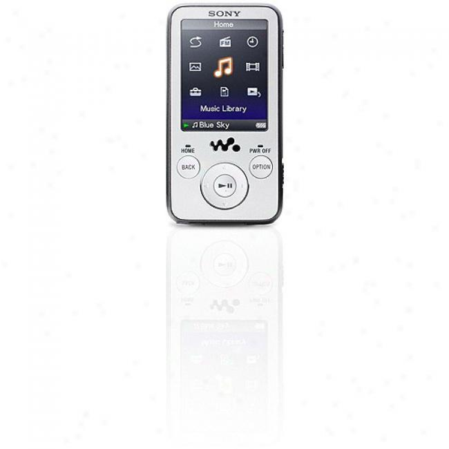 Sony 2gb Mp3 Player With 1.8