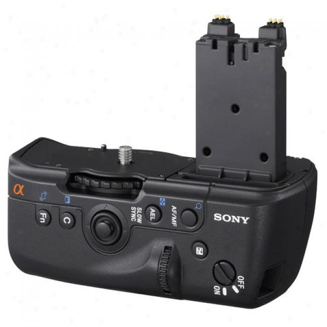 Sony Alpha Digital Slr Vertical Grip For Dslra700