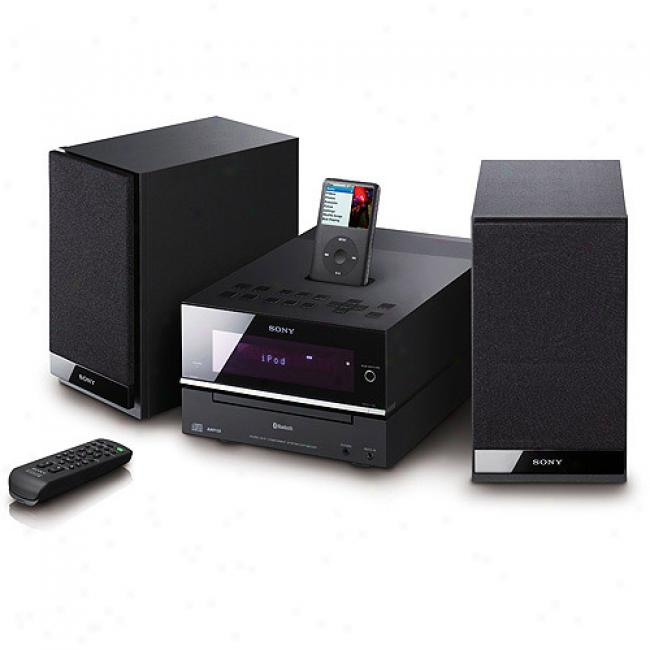 Sony Cmt-bx50bti Bluetooth Micro Hi-fi Shelf System