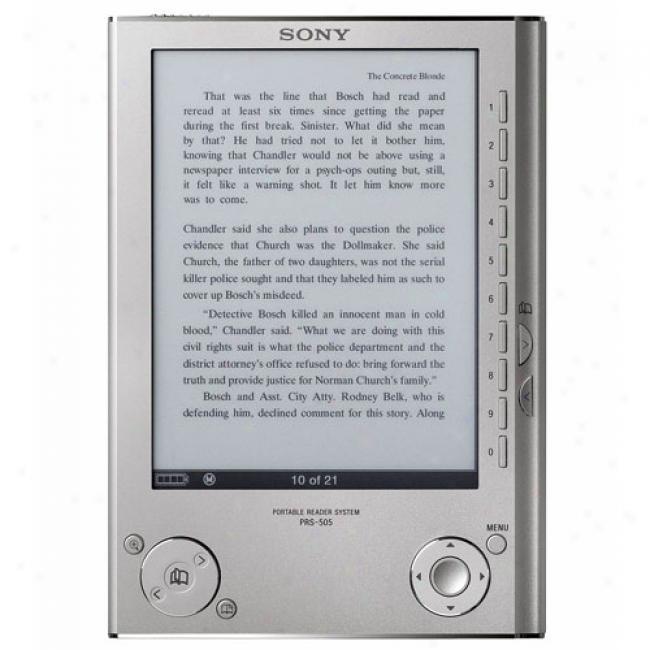 Sony E-reader 6