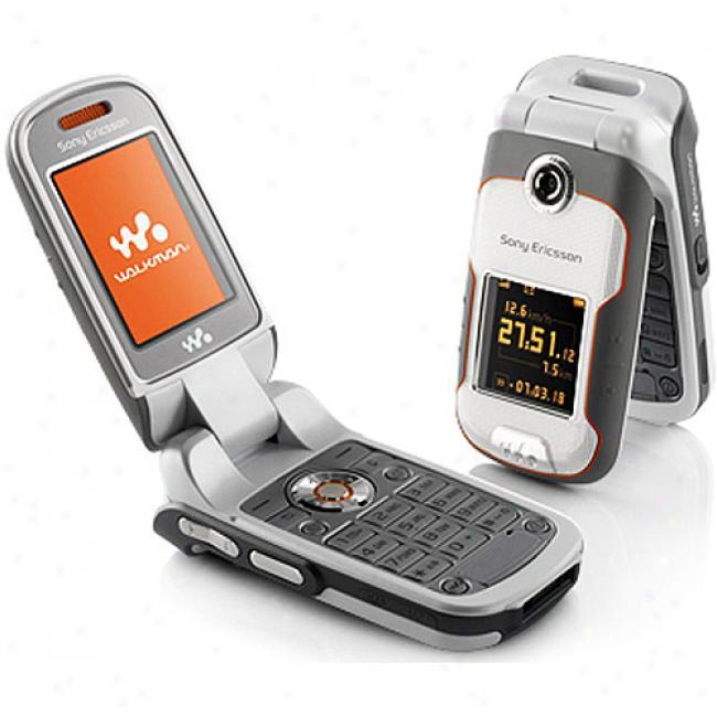 Sony Ericsson Walkman W710i Uniocked Gsm Cell Phone, Graphite