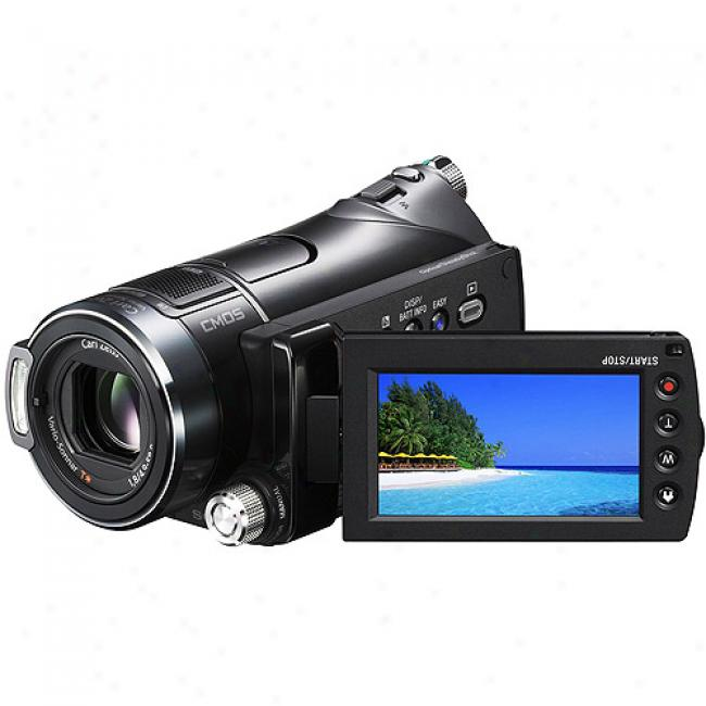 Sony Handycam Hdr-cx12 High Definition Flash Memry Camcorder, Record Full Hd Video Directly To Meemory Stick Pro Duo