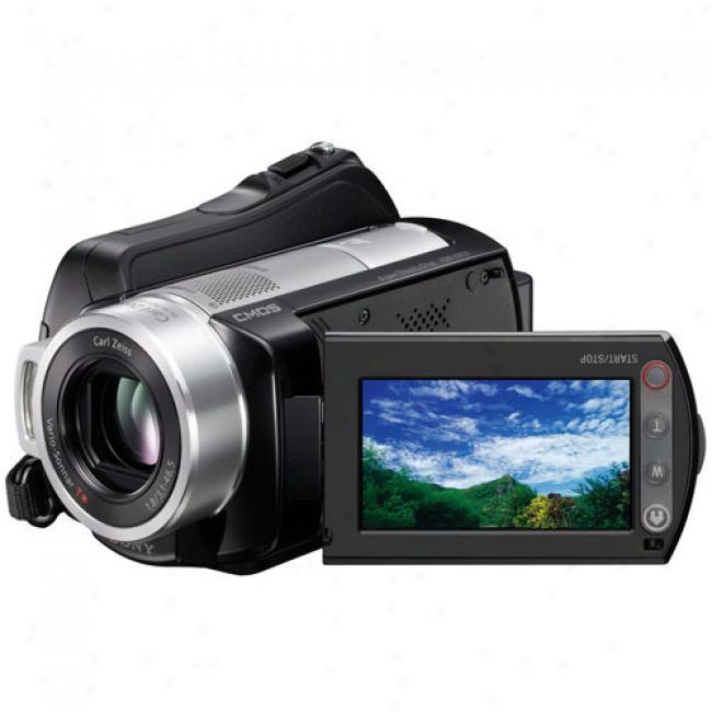 Sony Handycam Hdr-sr10 High Definition Hdd Camcoreer W/ 40gb Hard Disk Drive