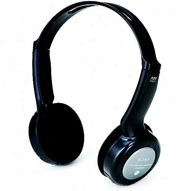 Sony Mdr-if240rk Wireless Stereo Headphone System