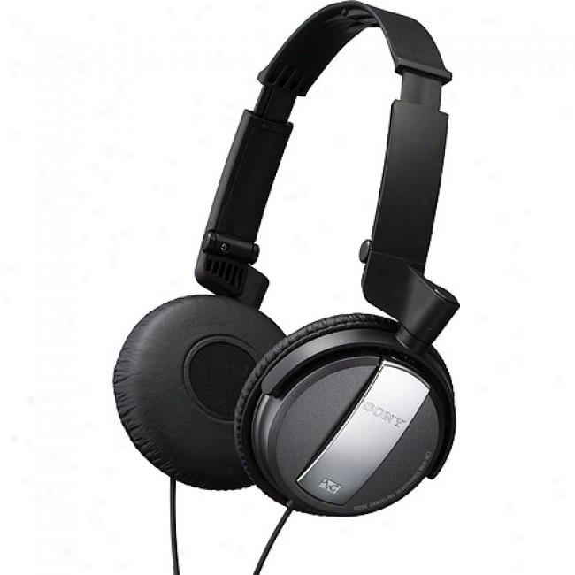 Sony Md-nc7/blk Noise Cancelling Headphones