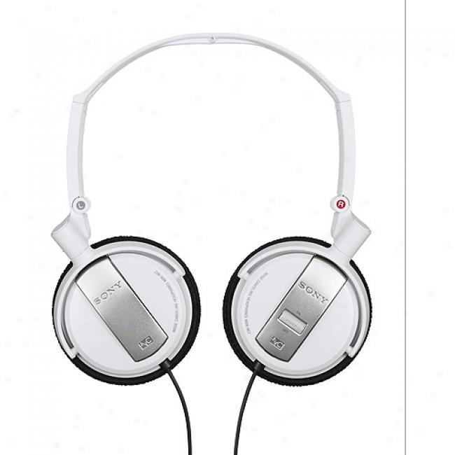 Sony Mdr-nc7/ehi Nlise Cancelling Headphones