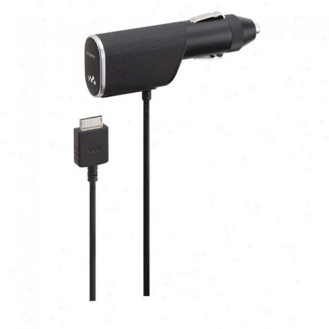 Sony Walkman Car Charging Adapter
