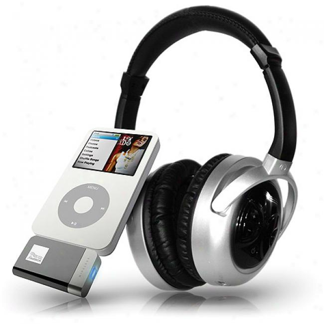 Soundon Digital Wireless Headphones For Ipod