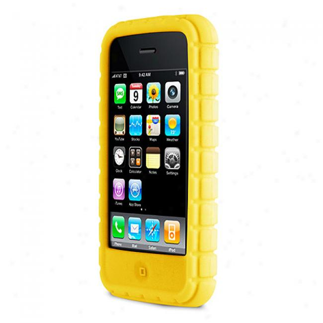 Speck 3g Iphone Pixelskin Case, Yellow