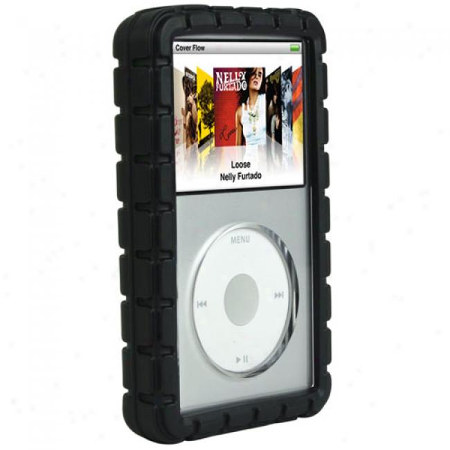 Speck Armorskin For Ipod Classic, Dark